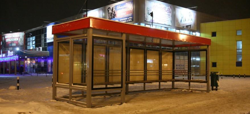 В Ижевске опубликовали список 50 остановок, где до сентября 2016 году появятся остановочные комплексы