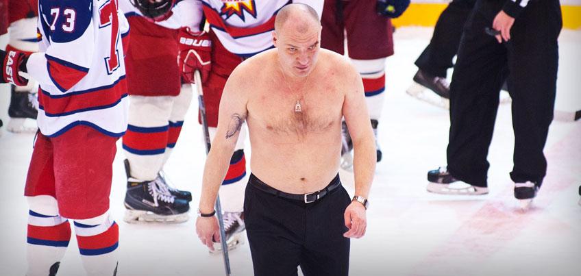 Экс-тренер ижевских хоккеистов Андрей Разин: Я считаю «Ижсталь» реальным претендентом на «Братину»