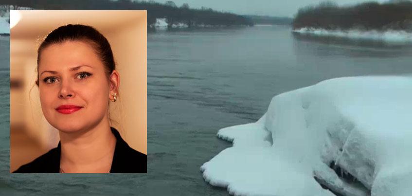 Жительница Глазова спасла 7-летнего мальчика, провалившегося под лед