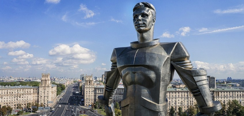 В Ижевске установят памятник Юрию Гагарину