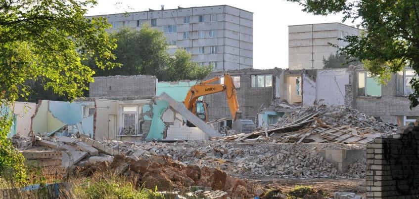 Правительство Удмуртии не согласилось с «катастрофой» в строительной отрасли