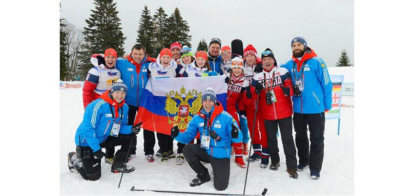 Четверо биатлонистов из Удмуртии вошли в расширенный список кандидатов в состав сборной России