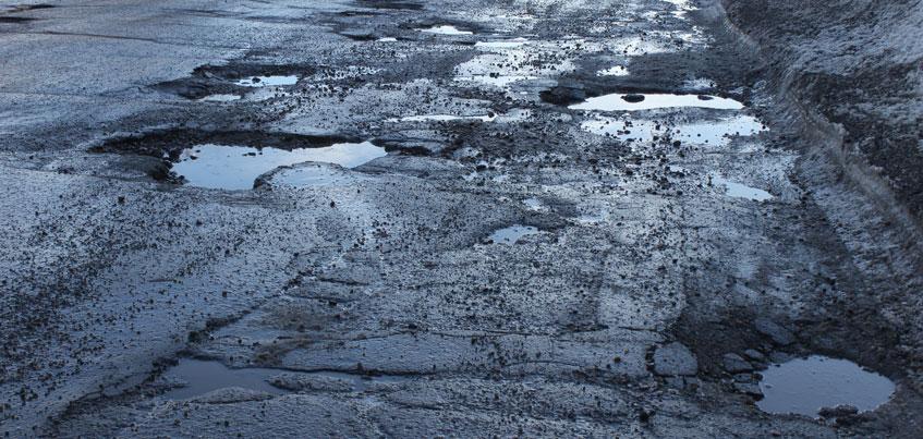 Госавтоинспекция Удмуртии составила антирейтинг ижевских дорог
