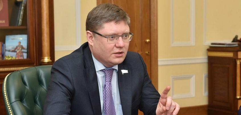 «Свой человек в Москве». Вице-спикер Госдумы Андрей Исаев начал предвыборную гонку в Удмуртии