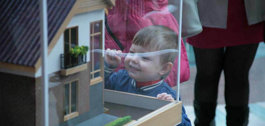25 компаний представили свои проекты и ипотечные программы на юбилейной ярмарке недвижимости в Ижевске