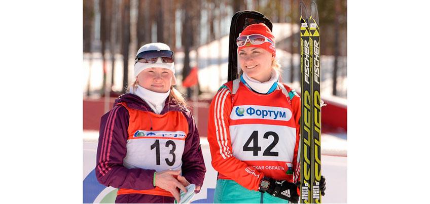 Биатлонистка из Удмуртии Светлана Бочкарева выиграла «серебро» в спринте на финальном этапе Кубка России
