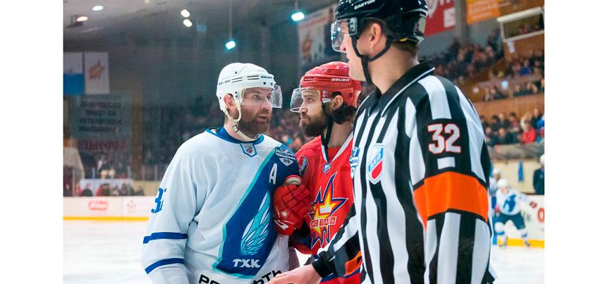 Прямая трансляция: ижевские хоккеисты поборются за выход в финал Кубка Братины