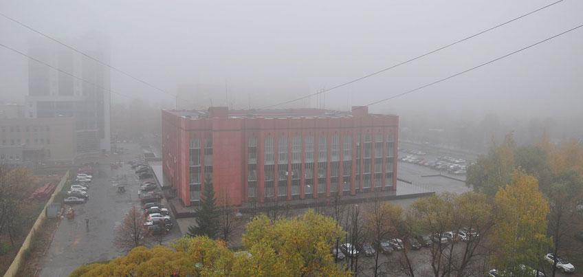 Туманный Альбион: по количеству туманных дней Ижевск не уступает Лондону