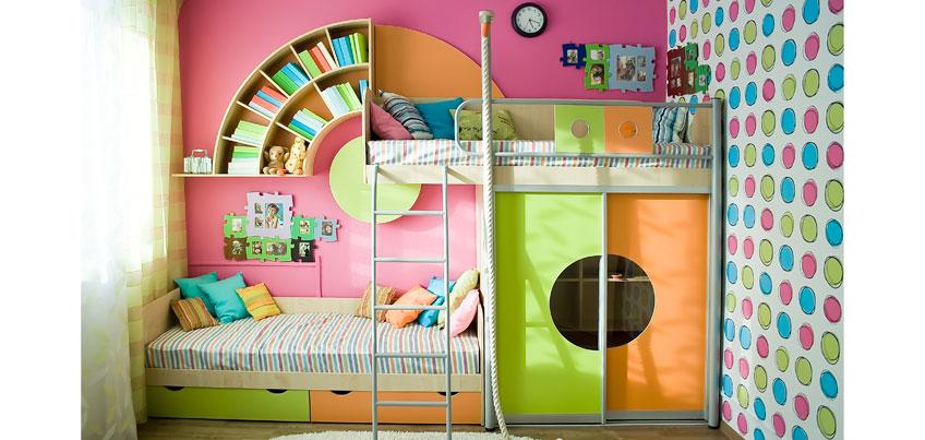 Советы дизайнеров: какой должна быть детская комната для дошкольника?