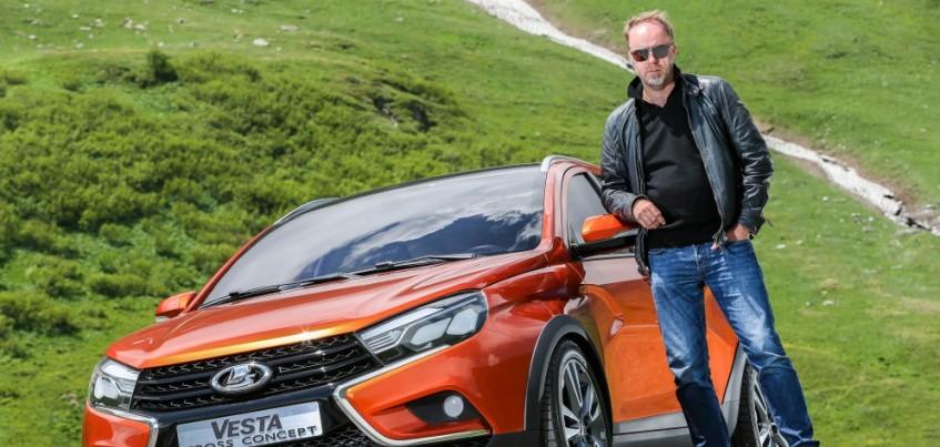 В Ижевске планируется выпустить 20 тысяч Lada Vesta Cross