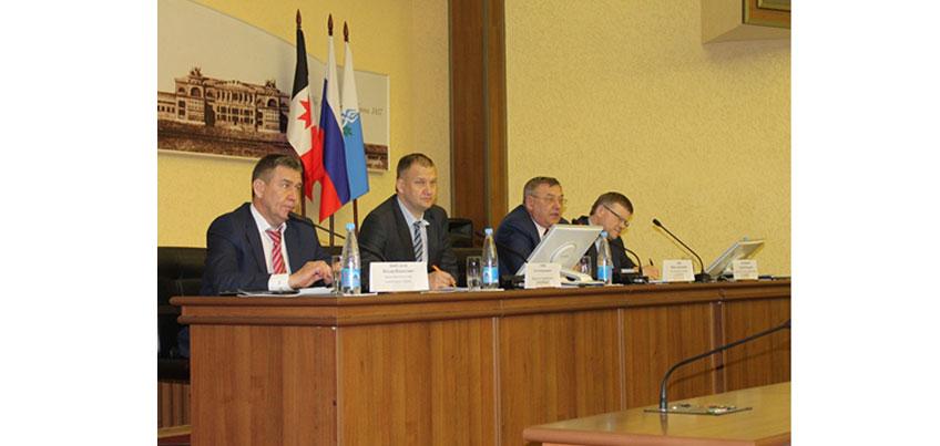 Глава Ижевска провел заседание Общественного совета по вопросам ЖКХ