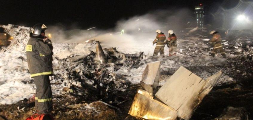 Пилот упавшего в Казани «Боинга», где погибли три жителя Удмуртии, летал по поддельным документам