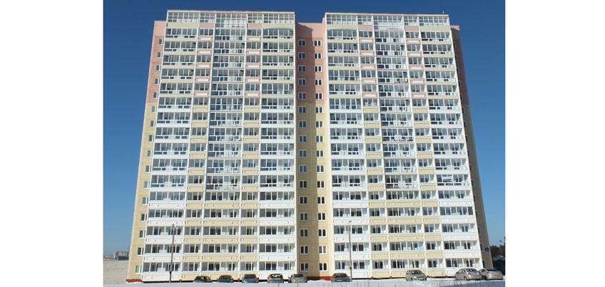 ЖК «Виктория Парк»: 60 квартир ждут своих покупателей