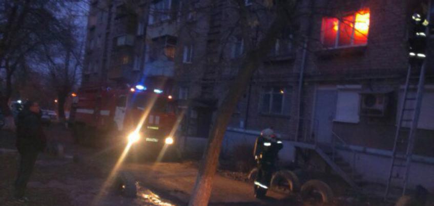 1 человек погиб в результате пожара на ул. Коммунаров в Ижевске