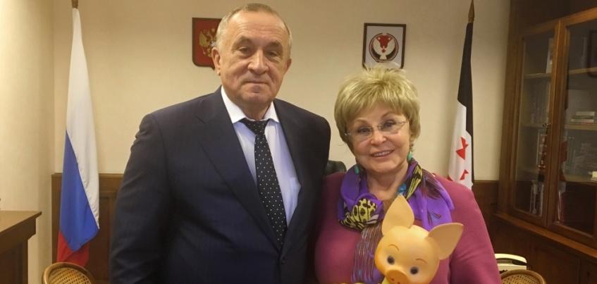 В Удмуртию могут приехать актеры-кукловоды из «Спокойной ночи, малыши!»