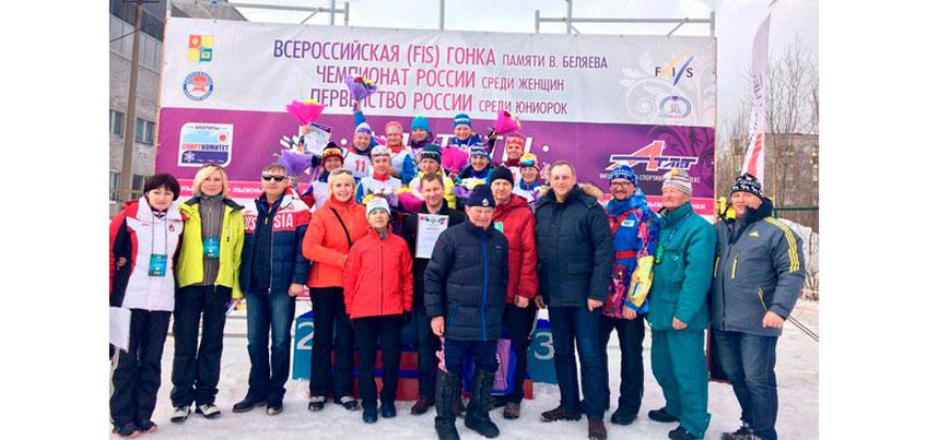 Лыжник из Удмуртии Константин Главатских стал пятым в марафоне на Чемпионате России