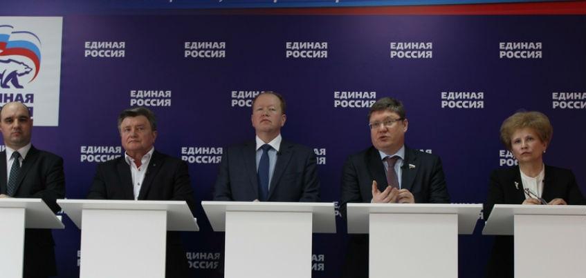 Вице-спикер Госдумы РФ принял участие в дебатах «Единой России» в Ижевске