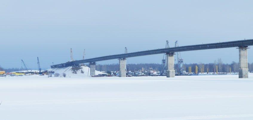 В Удмуртии утвердили стоимость проезда по новому мосту через Каму