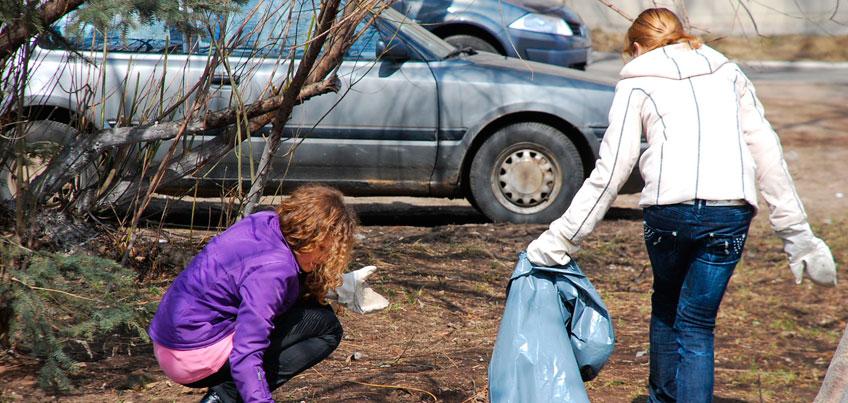 16, 23 и 30 апреля в Ижевске пройдут общегородские субботники