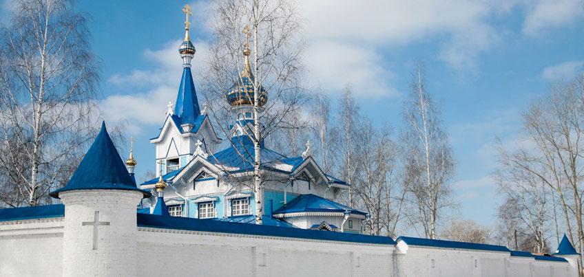 История района Строитель: 100-летняя церковь и старинное Никольское кладбище