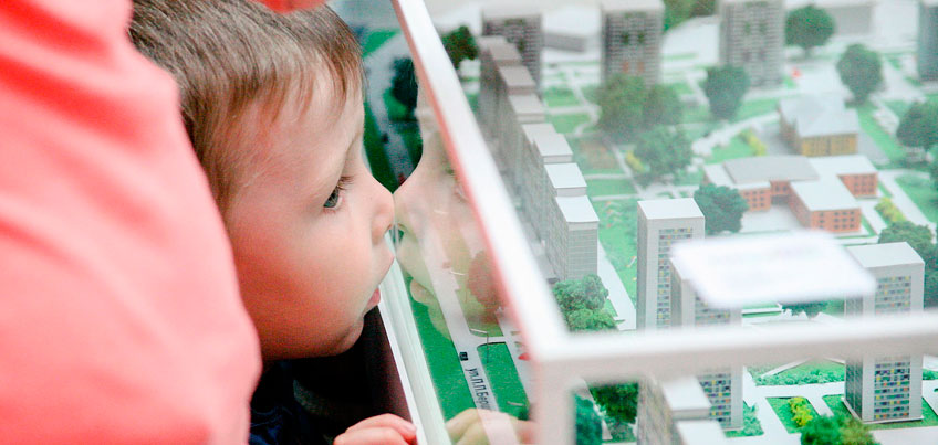 Ижевчане покупают однушки в Октябрьском районе и не любят 1 этажи