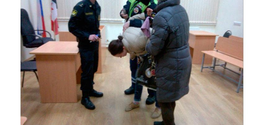 Ижевчанка Елена Ляшенко, известная своим буйным нравом, перестала проявлять агрессию