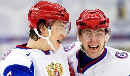Хоккейная сборная России вышла в финал чемпионата мира