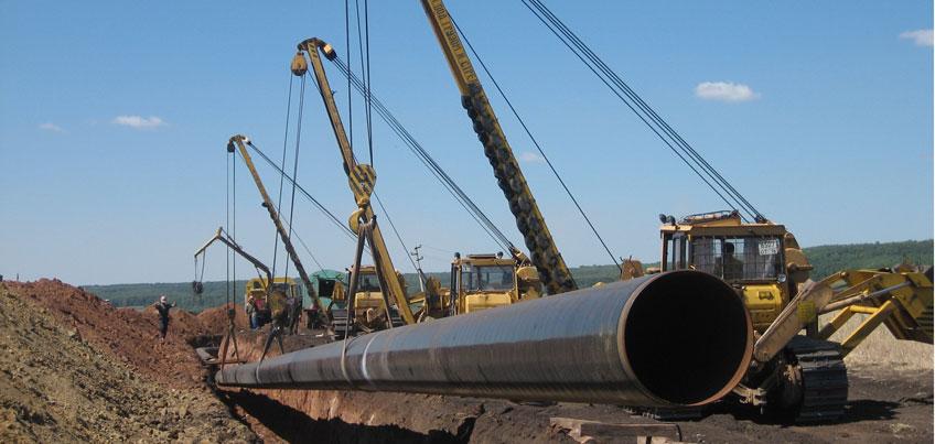 Удмуртское РНУ провело плановый ремонт нефтепровода Холмогоры-Клин