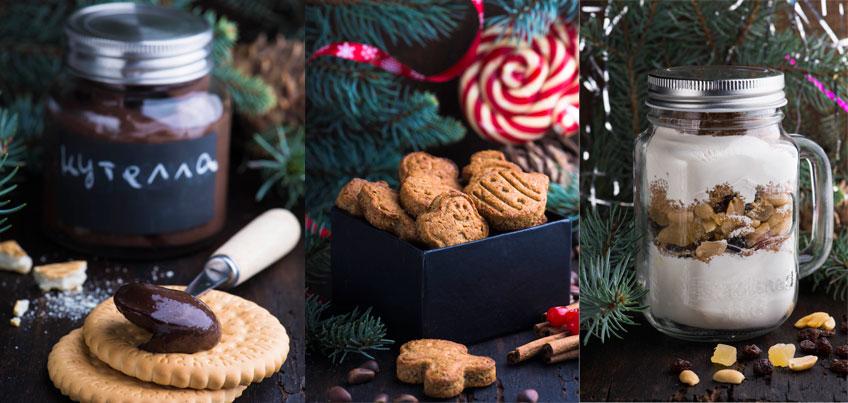 Пряное печенье и домашняя «Нутелла»: какие сладкие подарки ижевчане могут сделать сами