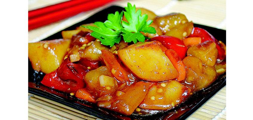 Что ижевчанам приготовить из свежих овощей