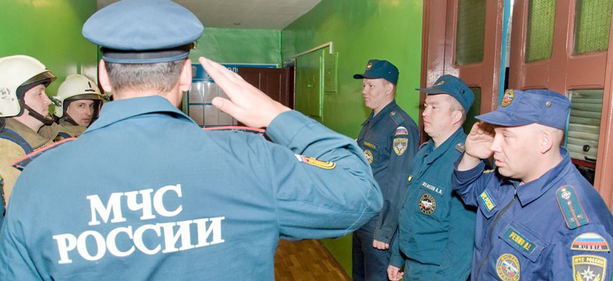 Пожарные угостят ижевчан солдатской кашей