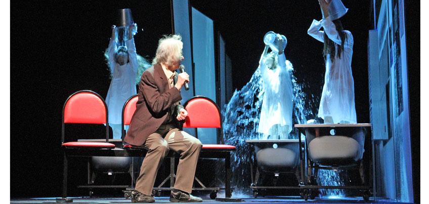 Русский драматический театр Удмуртии не получил премию «Золотая маска»