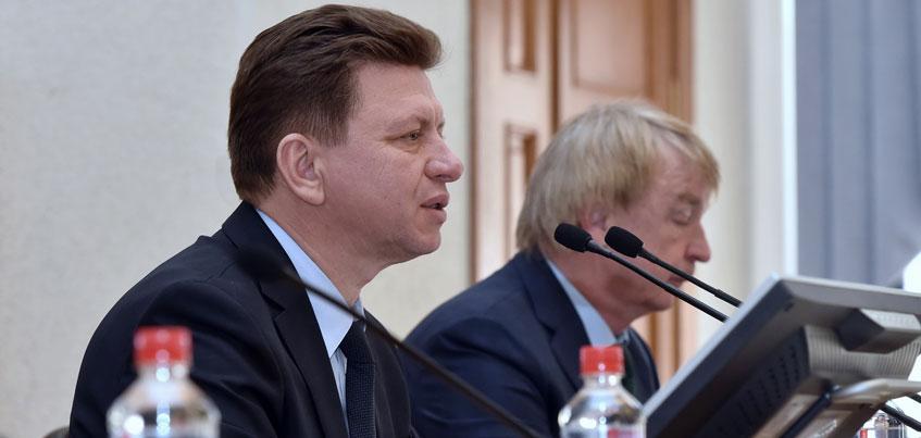 Премьер Правительства Удмуртии призвал кабинет министров поддержать команду «Ижсталь» на сегодняшней игре