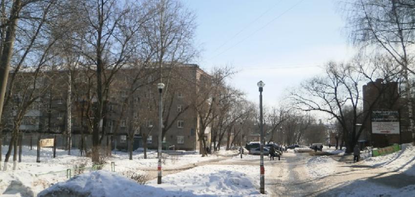 В Ижевске новый бульвар свяжет ул. Кирова и набережную пруда