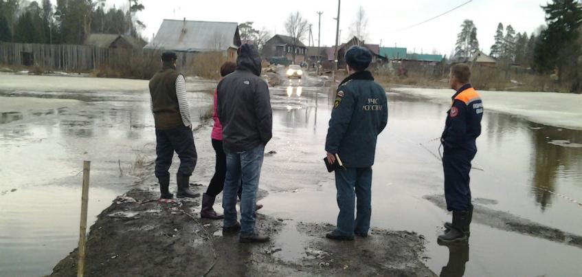 В Ижевске возможны подтопления в Первомайском и Ленинском районах