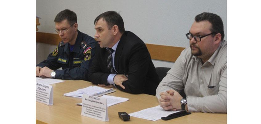 Обеспечение пожарной безопасности в Ижевске находится на постоянном контроле