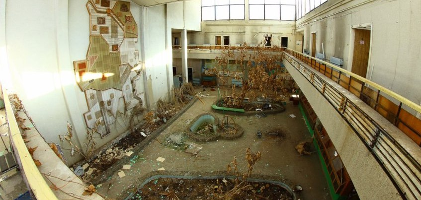 Ижевчанам расскажут, почему забросили «Дом Природы»