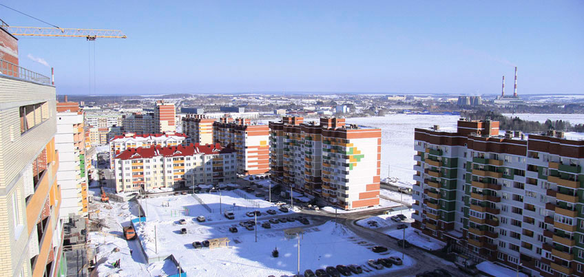 В ЖК «Сердце востока» стартовали продажи квартир по программе «Молодежная квартира»