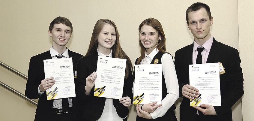 В Удмуртии прошла научно-практическая конференция учащихся Роснефть-классов