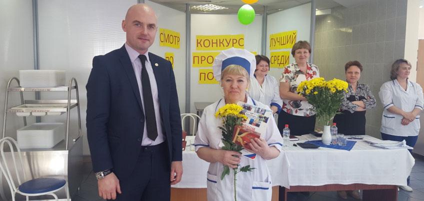 В Удмуртском районном нефтепроводном управлении определены первые победители конкурса «Лучший по профессии»