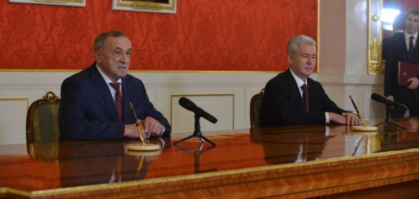 Планируется визит мэра Москвы Сергея Собянина в Удмуртию