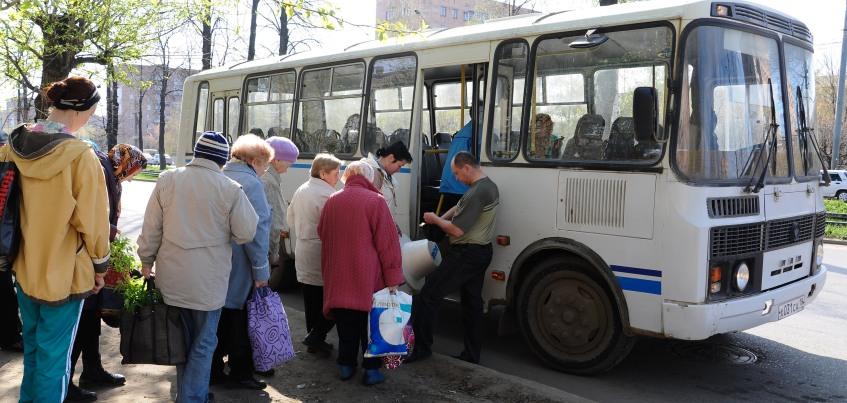 В Удмуртии в ближайшие выходные откроются автобусные маршруты для дачников