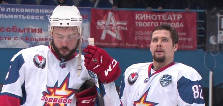 «Ижсталь» уступила «Нефтянику» победу в Кубке Братины