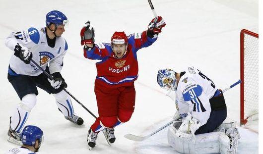 Сборная России по хоккею стала чемпионом мира