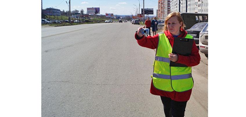 Глава Ижевска с общественниками проверил качество гарантийных дорог