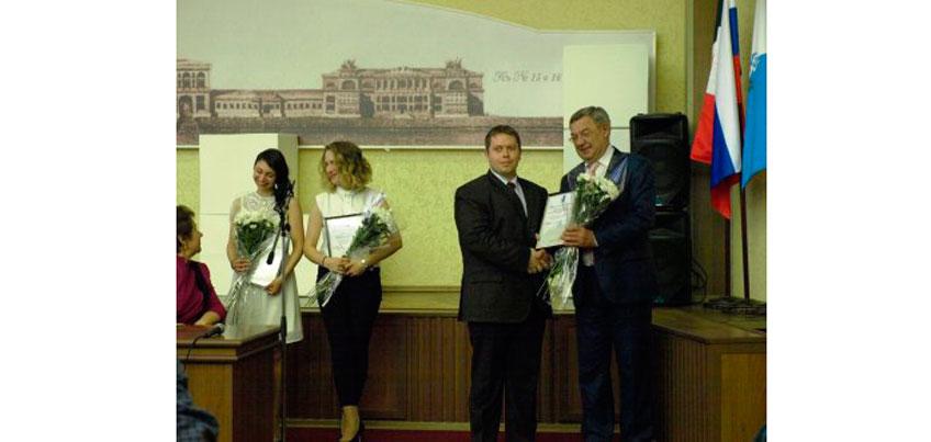 Глава Ижевска провел общественный прием с руководителями городских образовательных организаций