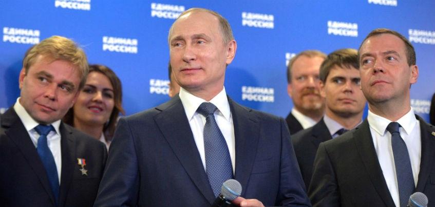 Участники праймериз «Единой России» от Удмуртии поучаствовали в селекторе с Президентом России