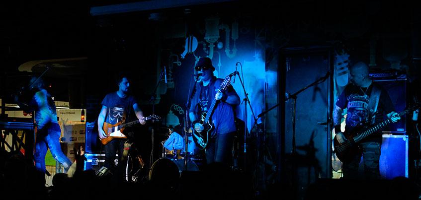Солист рок-группы «Крематорий» Армен Григорян рассказал ижевчанам, о ком песня «Безобразная Эльза»