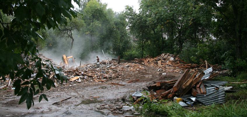 Спортплощадку около ижевской гимназии №56 в этом году строить не будут