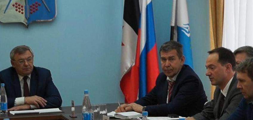 Глава Ижевска провел заседание Инвестиционного совета города